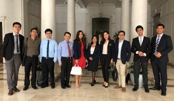 Legal Scholarship Program Applicants for SY 2017-2018