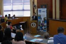 Ateneo Law School Dean Sedfrey Candelaria