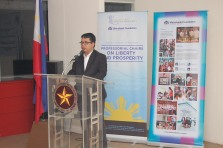 Dean Gemy Lito L. Festin of the Polytechnic University of the Philippines College of Law