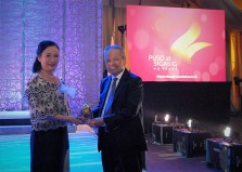 FLP Executive Director Susan Gavino and retired Chief Justice Artemio V. Panganiban