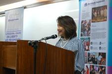 UP College of Law Dean Fides Cordero-Tan